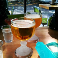 Photo taken at Hopdoddy Burger Bar by Brittney H. on 10/11/2012