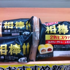 Photo taken at デイリーヤマザキ 善福寺店 by T0sh1h1k0 H. on 12/4/2012