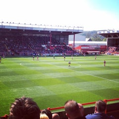 Photo taken at Ashton Gate Stadium by George S. on 4/27/2014