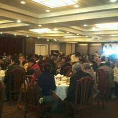 Photo taken at Monterey Palace Restaurant by Susan C. on 12/27/2012