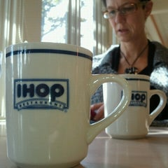 Photo taken at IHOP by Allan M. on 2/3/2013