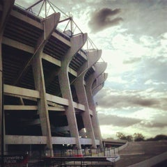Photo taken at Estadio Azteca by @Zeketo on 8/17/2013