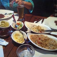 Photo taken at 까사브라질그릴 (Casa Brazil Grill) by JA C. on 10/28/2012