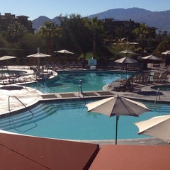 Photo taken at The Westin Desert Willow Villas, Palm Desert by Woody M. on 1/16/2014