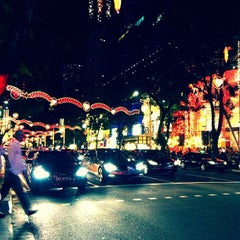 Photo taken at Orchard Road by Louie C. on 11/24/2012