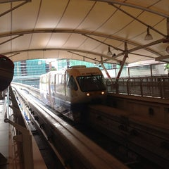 Photo taken at RapidKL Imbi (MR5) Monorail Station by Юлия М. on 5/10/2013