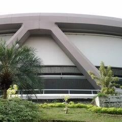 Photo taken at Jakarta Convention Center (JCC) by Roland C. on 4/13/2013