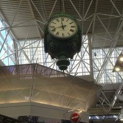 Photo taken at General Mitchell International Airport (MKE) by Natt T. on 4/20/2013