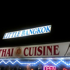 Photo taken at Little Bangkok by joseph r. on 1/12/2013