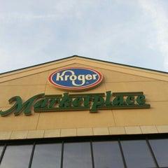 Photo taken at Kroger by Nicholas F. on 1/12/2013