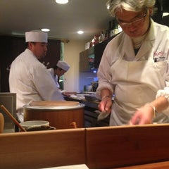Photo taken at Shunji Japanese Cuisine by David Y. on 1/31/2013
