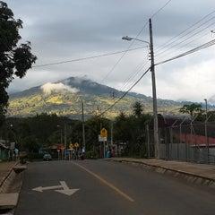Photo taken at San Isidro de El General by Pablo M. on 10/27/2013