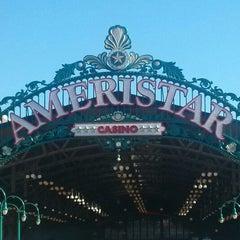 Photo taken at Ameristar Casino by Tina M. on 11/18/2012