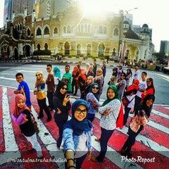 Photo taken at Universiti Teknologi MARA (UiTM) by Miera Z. on 12/6/2015