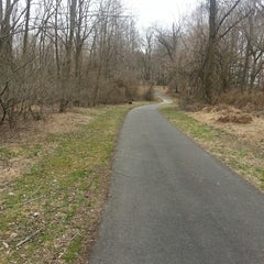 Photo taken at Core Creek State Park by Cathy S. on 3/24/2013