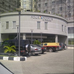 Photo taken at Four Points by Sheraton Lagos by Kunle P. on 10/30/2012