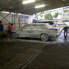 Photo taken at Arema Car Wash by Adi N. on 5/6/2013