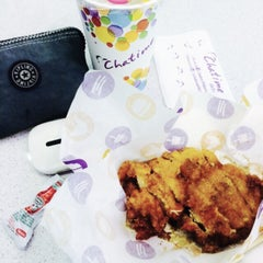Photo taken at Chatime by Mark C. on 9/28/2015