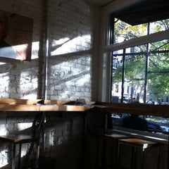 Photo taken at Ninth Street Espresso by Deans C. on 10/20/2012