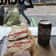 Photo taken at Zucker's Bagels and Smoked Fish by Deans C. on 5/8/2013