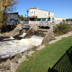Photo taken at Lowell, MI by Kate W. on 10/9/2014