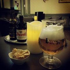 Photo taken at Jan Brito Hotel Bruges by Bjarte N. on 10/30/2014