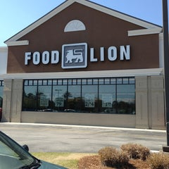 Photo taken at Food Lion Grocery Store by Chuck N. on 3/28/2013