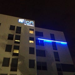 Photo taken at Aloft Chicago O'Hare by Amanda D. on 6/30/2013
