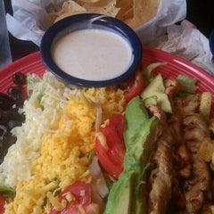 Photo taken at Alamo Cafe by Tara on 10/20/2012