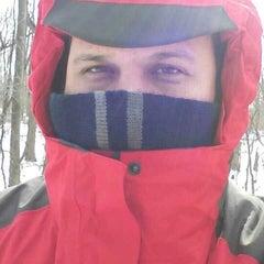 Photo taken at Shawnee Lookout by Daniel M. P. on 1/27/2014