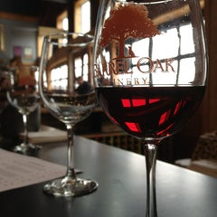 Photo taken at Barrel Oak Winery by Isaac P. on 3/24/2013