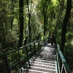 Photo taken at Escada da Perna Bamba by Marcelo Y. on 8/17/2013