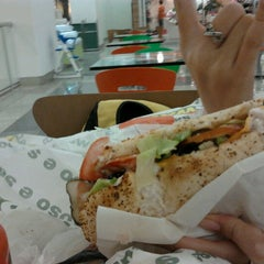 Photo taken at Subway by Henrique C. on 10/30/2012