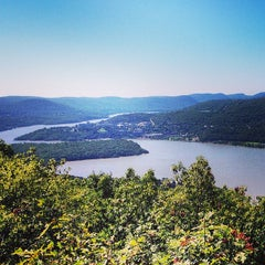 Photo taken at Breakneck Ridge by Bob M. on 8/24/2013