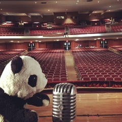 Photo taken at Peabody Auditorium by Jordan E. on 1/21/2016