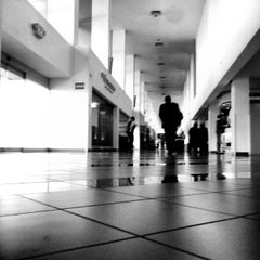 Photo taken at Aeropuerto Internacional Augusto C. Sandino by Gabriel Eduardo on 10/11/2012