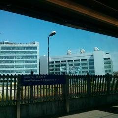 Photo taken at Stazione Milano Rogoredo by Andrea P. on 6/4/2013