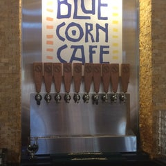 Photo taken at Blue Corn Cafe And Brewery by Jared S. on 9/16/2015