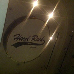 Photo taken at Hard Rock Cafe Jakarta by Ifani R. on 12/30/2012