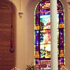 Photo taken at St. John's Lutheran Church by Sheila T. on 8/23/2015