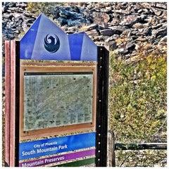 Photo taken at Mormon Trailhead by Mark T. on 12/2/2012