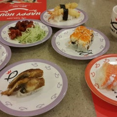 Photo taken at Sushi King by ★Nickson L. on 3/12/2015