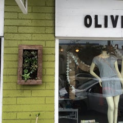 Photo taken at Olive Boutique by Tomohiro A. on 4/28/2014