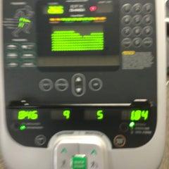 Photo taken at LA Fitness by Javier A. on 4/29/2014