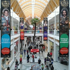 Photo taken at Mall Plaza Trébol by Eduardo M. on 1/15/2013