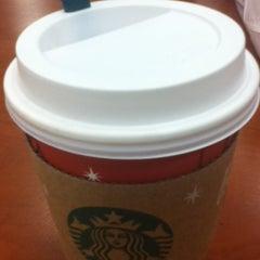 Photo taken at Starbucks by Carla E. on 11/23/2012