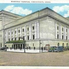 Photo taken at Taft Theatre by Cincinnati History Photos on 1/23/2013