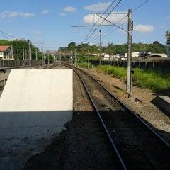 Photo taken at Estação Jaboatão (CBTU/Metrorec) by Thiago R. on 12/12/2013