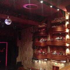 Photo taken at Teatro Bradesco by Cristiano T. on 11/7/2012