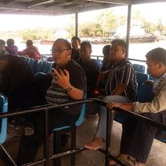 Photo taken at LAPAS Super Maximum Security Pasir Putih Nusakambangan by Assegaf A. on 10/21/2012